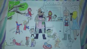 Shield playscool by awesome-Kathi