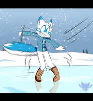 Days of Christmas: Day 10 Shock (100 TC Ice) by SmilehKitteh
