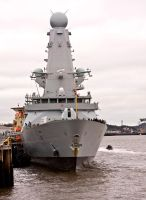 HMS Duncan Type 45 Destroyer V by DundeePhotographics