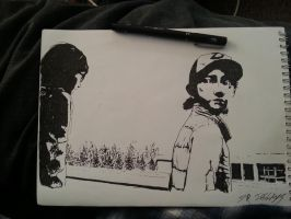The walking dead season 2 ep3 by dantej76