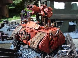 Speed Freakz Looted Wagon by The-Great-Geraldo