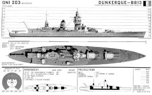 Technical Drawings: FN Dunkerque by bwan69