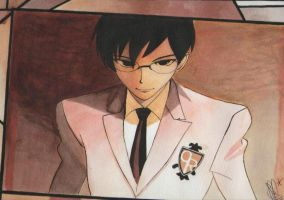 Ouran Host Club: Kyouya by Goten-Courtney