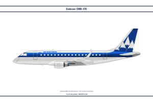 EMB-170 Air Northern by WS-Clave
