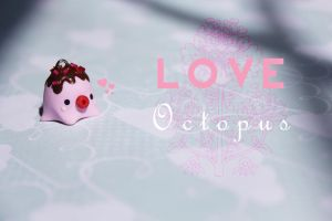 Love Octopus ~ by CocoCharms