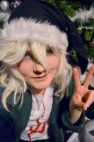 Christmas Komaeda II by Kiosa