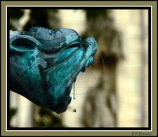 Dripping Gargoyle by Brewstro