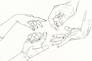 hands by piratewench831