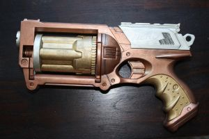 Weapon - Pistol by IronMask90