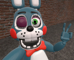 SELFIE!: Toy Bonnie by AwesomeSilver