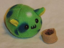 Puggle Food Bowl Prototype by callykarishokka