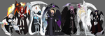 The Order of the Reapers by TerraTerrific