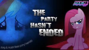 The Party Hasn't Ended(Flipside Remix){Cover Art} by KibbieTheGreat