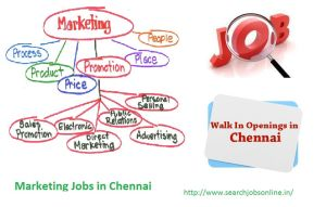 Marketing Jobs In Chennai by searchjobsonline