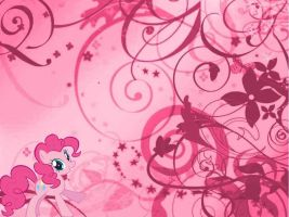 Pinkie Wallpaper by mickeyxmallory