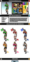 Newcomer Little Mac by evilwaluigi