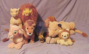 My Lion Collection Part 1 by toyjunkie1967