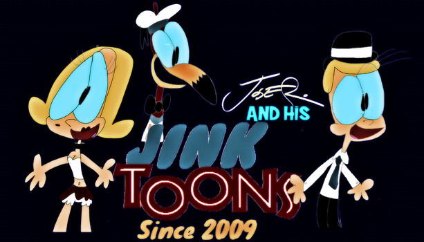 JinkToons Logo Remastered 2017 by sb12933