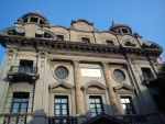 old Chinese bulding in Western style by Kampy