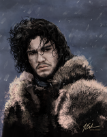 Jon Snow by fri94
