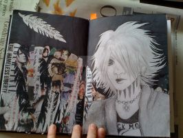 Ruki Sketchbook Assignment (old) by MorbidMorality