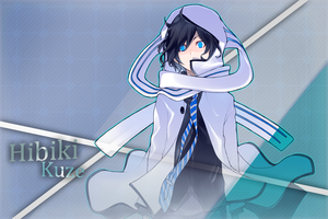 Devil Survivor 2: Hibiki Kuze (Main Protagonist) by BlackzetaEXE