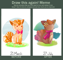 Draw this again (Vulpix) by ice-cream-skies
