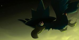 Murkrow by All0412