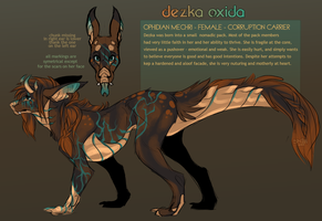 DEZKA OXIDA by skellri