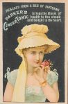 Victorian Advertising Card - Bloom of Health by Yesterdays-Paper