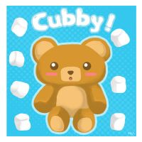 Cubby by miemie-chan3