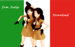 UPDATED Fem. Italys DOWNLOAD by Ringtail14