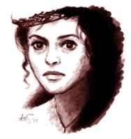 Mrs. Lovett for Morgan by Lyvyan