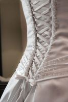 Wedding Dress by akyra