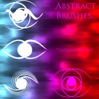 Abstract Brushes by thethiirdshift