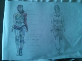 Vi front and back by Vahris