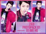 Zico (BLOCK B) - PHOTOPACK#01 by JeffvinyTwilight