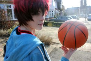 Kagami Taiga: One on One? by TheKeiMan