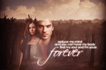 Damon and Elena: Forever by SimplyDreams