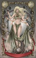Esoteric card by Frozforest