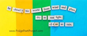 The Daily Magnet #248 by FridgePoetProject