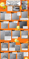 how to draw naruto by Butterfly-Hime