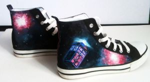 Doctor Who Shoes 1 by Tchuff