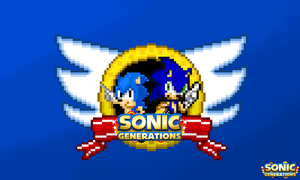 Sonic Generations Wallpaper2 by marvinvalentin07