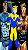 Booster Gold by hpWiz