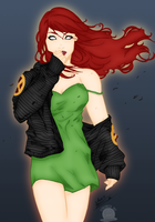 Jean Grey by blackmoonrose13