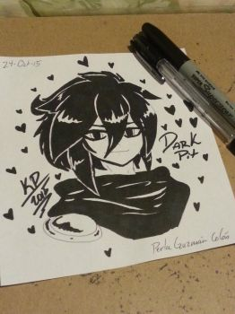 Dark Pit Ink by KaitoPiToo