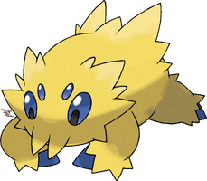 Joltik by Xous54