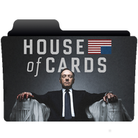 House Of Cards folder icon by NonStopSarah