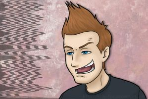 Tre Cool Knowledge by kelly42fox